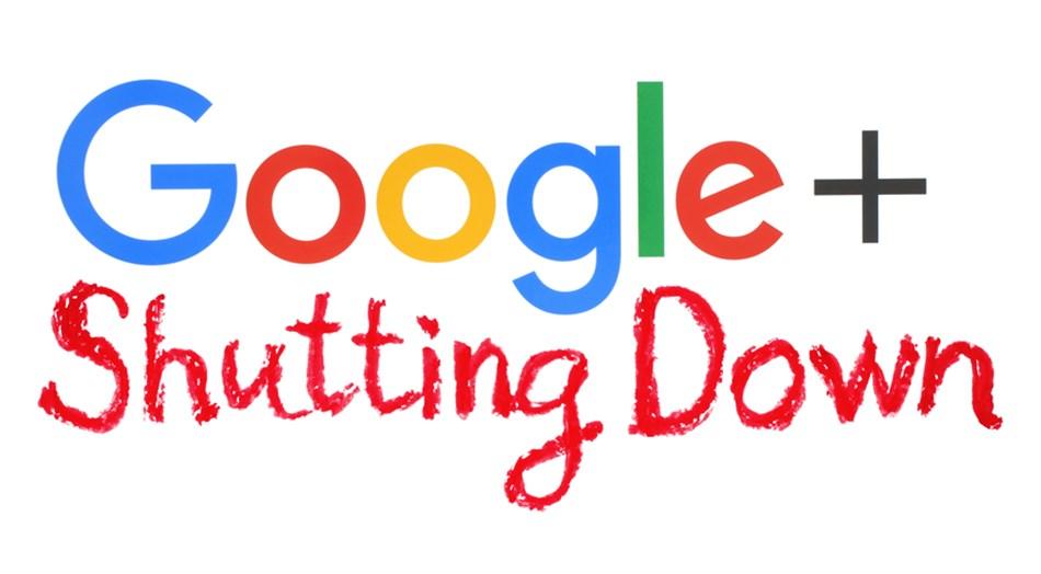 Google+, Shutdown, Security