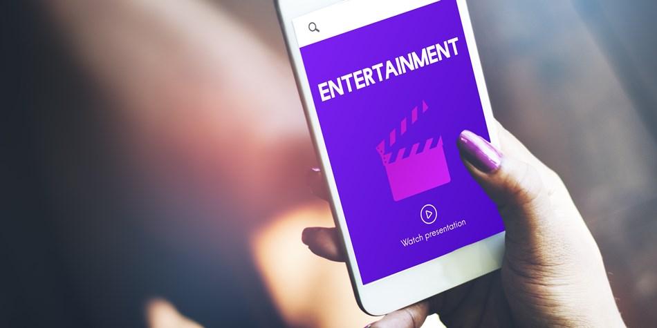 Mobile Device, TV, Entertainment