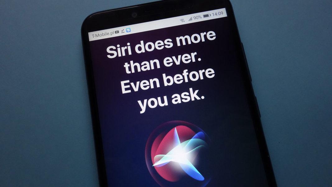 Apple, Siri