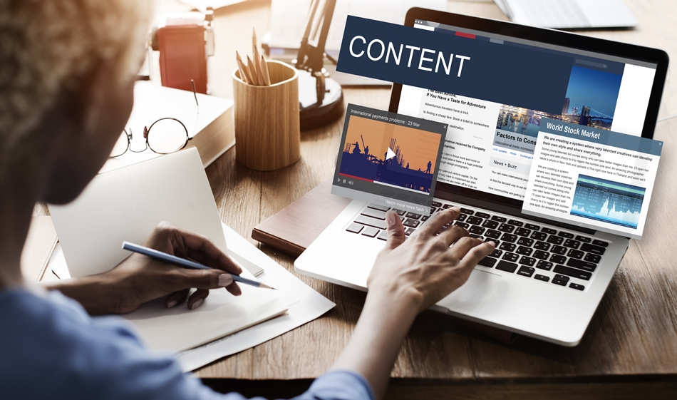Content marketing, report, content marketers, video content, ROI
