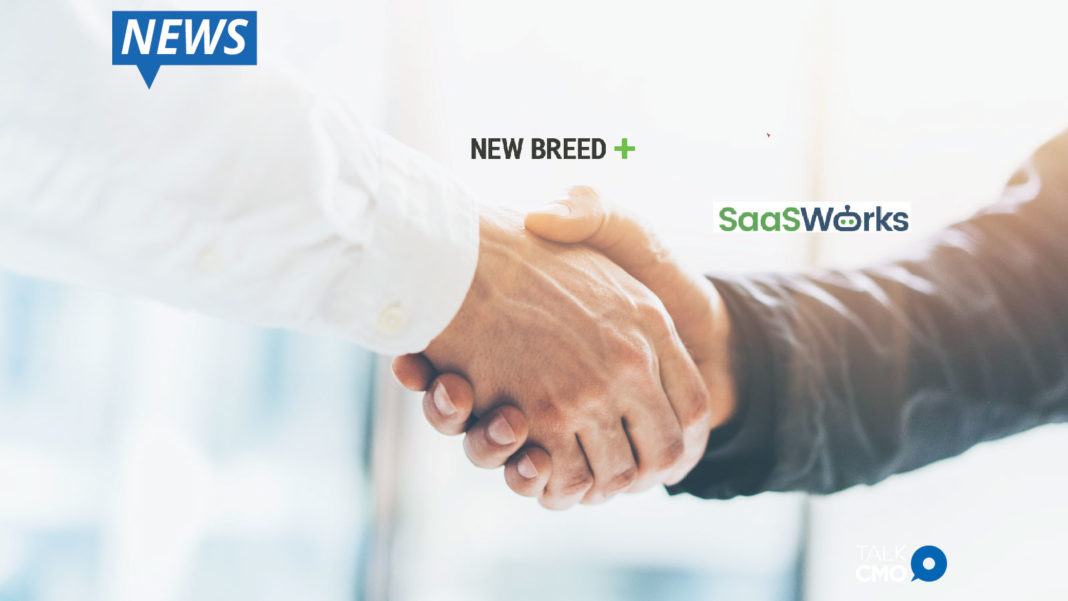 New Breed, SaaSWorks, marketing, sales